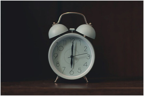 one minute alarm gmat rule