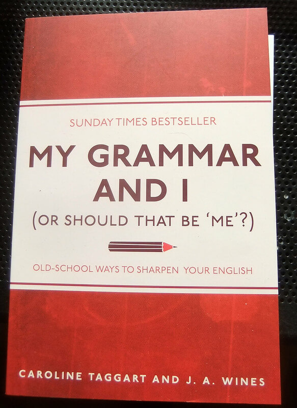 grammar rules book GMAT