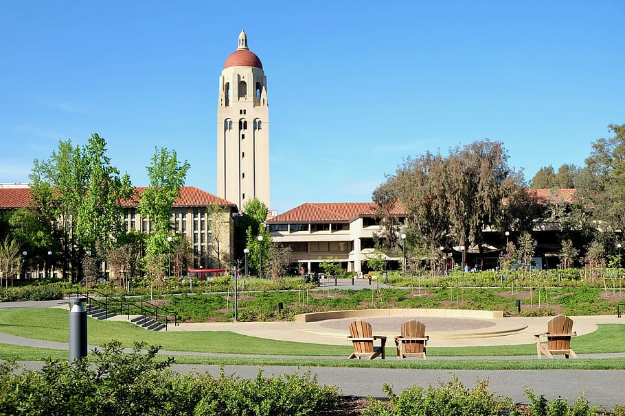 Stanford university main campus palo alto California