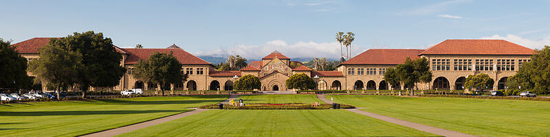 Stanford Business School Building
